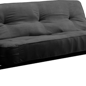 8 Inch Independently Encased Coil Premium Futon Mattress Full Size