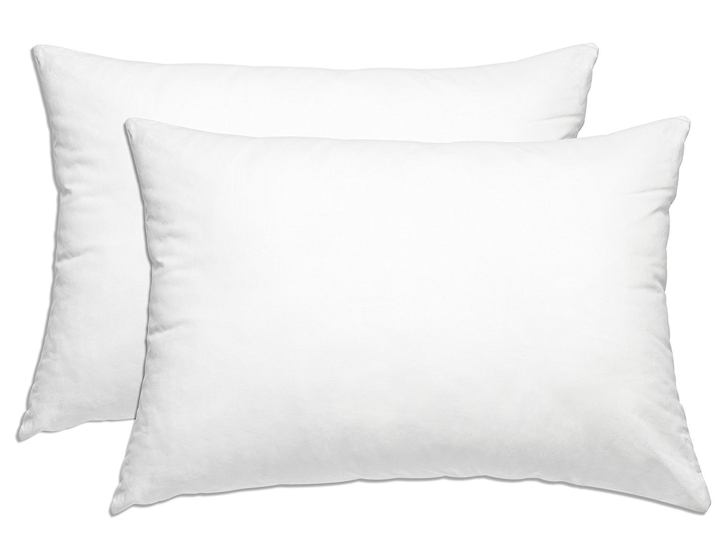 Smarthome Bedding 2 Pack Hotel Collection Plush Pillow