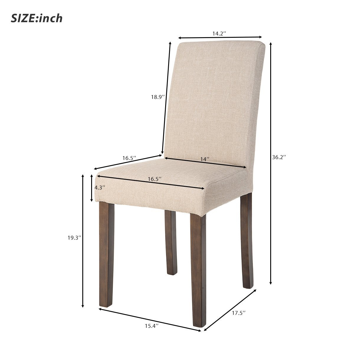 Beau Dining Chairs ...